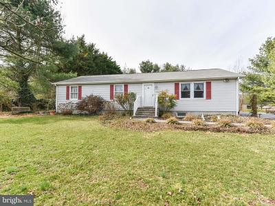 Elkton Single Family Home Under Contract: 135 Fawn Drive