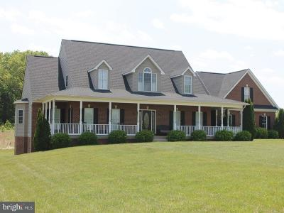 Culpeper Single Family Home For Sale: 16548 Bradford Road