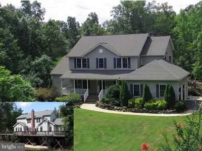 Culpeper Single Family Home For Sale: 20523 Old Mill Road
