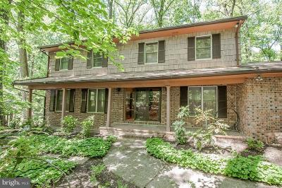 owings Single Family Home For Sale: 8 Bucksway Road