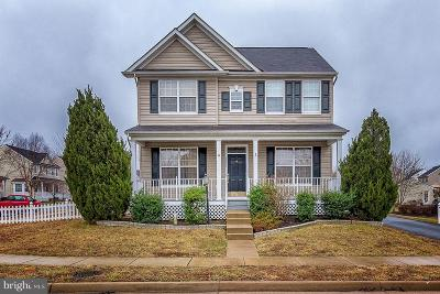 Bristow Single Family Home Active Under Contract: 13201 Daldownie Court