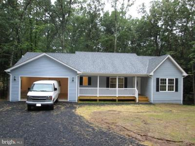 Clarke County, Harrisonburg City, Page County, Rockingham County, Shenandoah County, Warren County, Winchester City Single Family Home For Sale: Gorham Lane, Lot 504