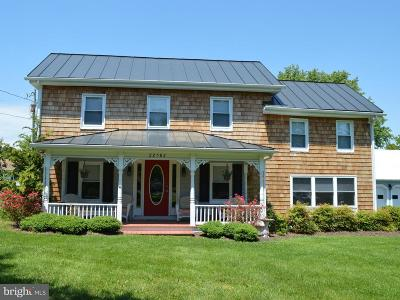 Talbot County Single Family Home For Sale: 22582 Pot Pie Road