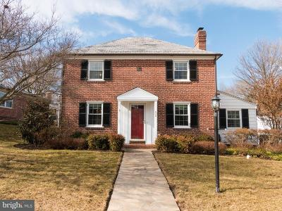 Baltimore Single Family Home For Sale: 628 Sussex Road
