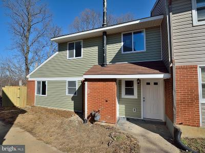 Oxon Hill Townhouse For Sale: 1125 Marcy Avenue