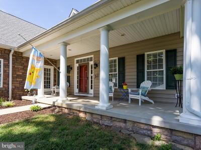 Orange Single Family Home For Sale: 18111 Terry's Run Road