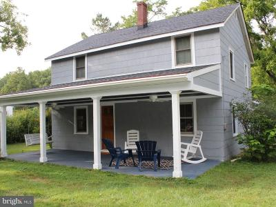 Warrenton Single Family Home For Sale: 7351 Cannonball Gate Road
