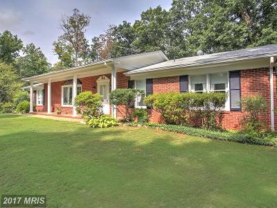 Orange County Single Family Home For Sale: 11185 Gordon Heights Road