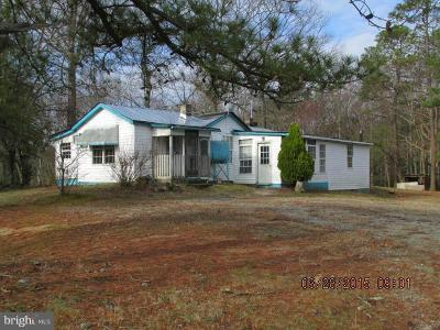 Caroline County Single Family Home For Sale: 18530 Passing Road