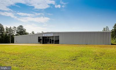 Caroline County Commercial Active Under Contract: 23553 Rogers Clark Boulevard