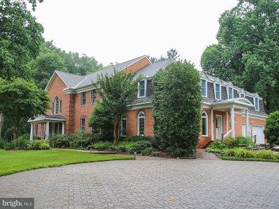 Rockville Single Family Home For Sale: 15909 Sycamore Lane