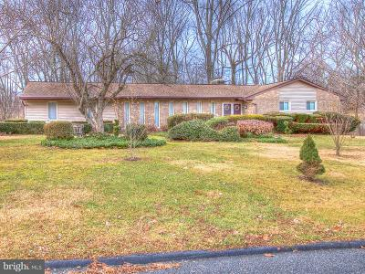 Churchville Single Family Home For Sale: 3206 Whitefield Road