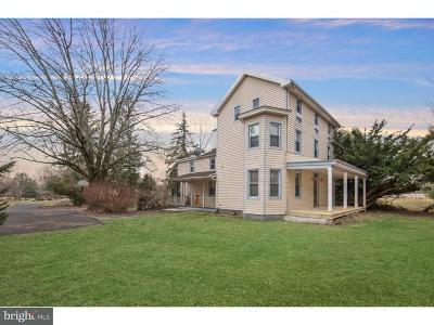 Bucks County Single Family Home For Sale: 1015 Plowshare Road