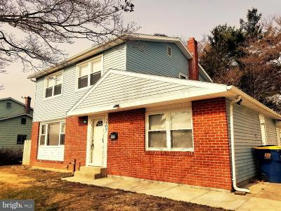 Dover Single Family Home For Sale: 267 Kesselring Avenue