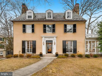 Guilford, Guilford/Jhu Single Family Home For Sale: 4307 Charles Street