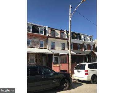 University City Townhouse For Sale: 652 N Union Street