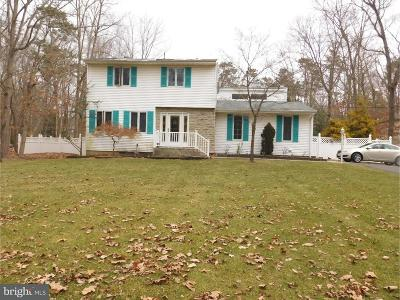Shamong Twp Single Family Home For Sale: 464 Stokes Road