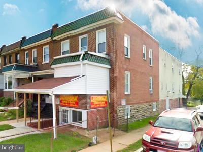 Baltimore Multi Family Home For Sale: 5418 Reisterstown Road