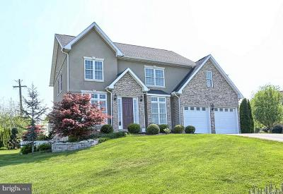 Greencastle Single Family Home Active Under Contract: 115 Moonlight Drive