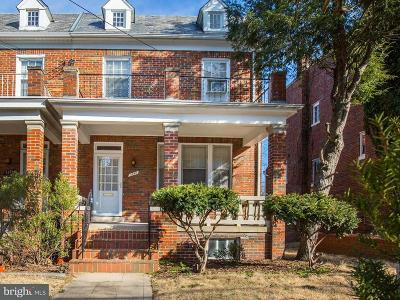 Washington Single Family Home For Sale: 5903 7th Street NW