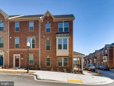 Baltimore Townhouse For Sale: 4610 Hudson Street