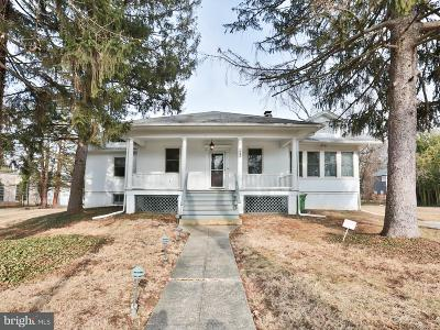 Baltimore Single Family Home For Sale: 6205 Lincoln Avenue