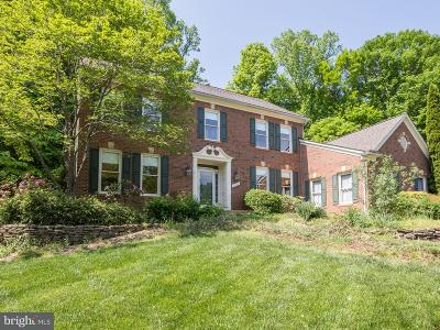 Manassas Single Family Home For Sale: 12028 Bank Beaver Court