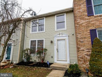 Abingdon Townhouse For Sale: 3102 Holly Berry Court