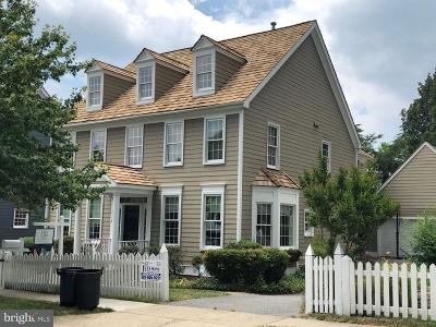 Gaithersburg Single Family Home For Sale: 218 Chestertown Street