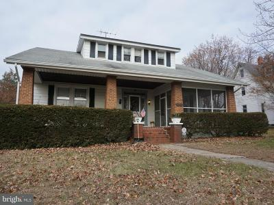 Baltimore Single Family Home For Sale: 5202 Anthony Avenue