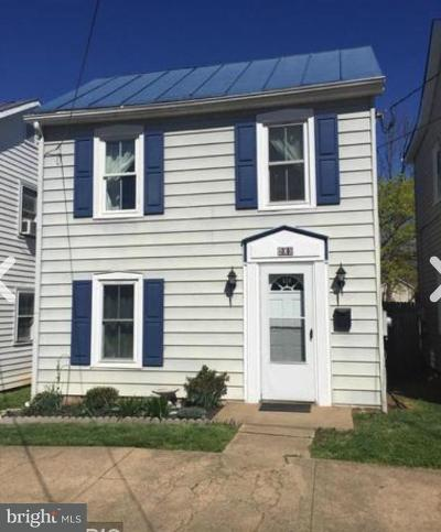 Charles Town Single Family Home Under Contract: 406 Liberty Street E