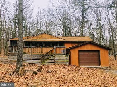 Hedgesville Single Family Home For Sale: 264 Bald Eagle Trail
