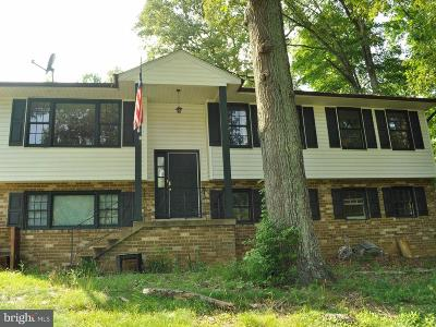 Mechanicsville Single Family Home Active Under Contract: 28938 Hill And Dale Drive