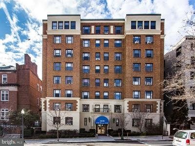 Kalorama Coop For Sale: 2100 19th Street NW #201