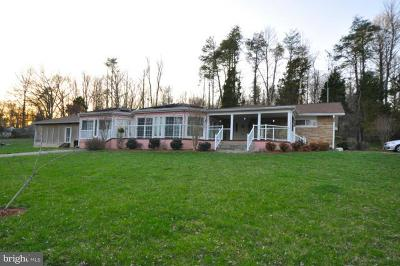 Accokeek Single Family Home Active Under Contract: 17609 Clinton Drive