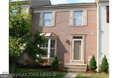 Laurel Townhouse Active Under Contract: 12303 Sea Pearl Court