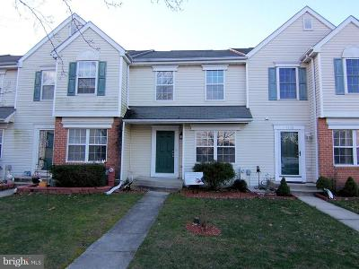 Belcamp Townhouse For Sale: 1336 Foxglove Square