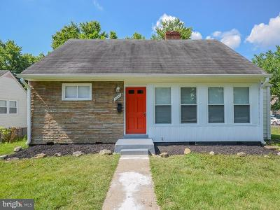 Woodlawn Single Family Home For Sale: 7001 Emerson Street
