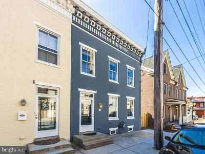 Frederick Townhouse For Sale: 14 5th Street E