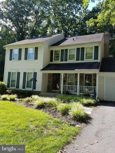 Montgomery Village Single Family Home For Sale: 19901 Silverfield Drive