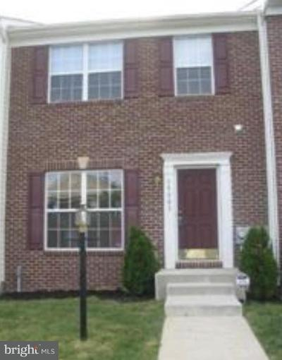 Brandywine Townhouse For Sale: 15503 Wylie Road