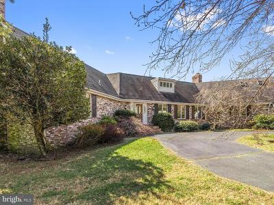 Fauquier County Single Family Home For Sale: 5411 Valley Green Drive
