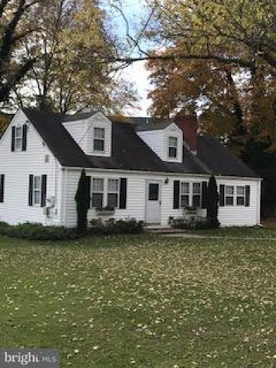 Bowie Rental For Rent: 15403 Hall Road
