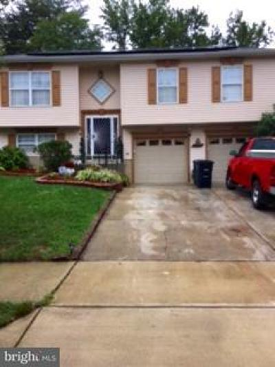 Prince Georges County Single Family Home Active Under Contract: 1102 Consideration Lane
