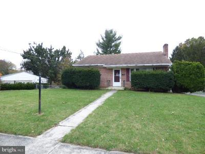 Hagerstown Single Family Home For Sale: 303 Columbia Avenue