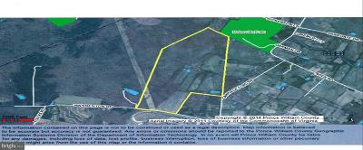 Nokesville Residential Lots & Land Active Under Contract: 13204 Warrenton Road