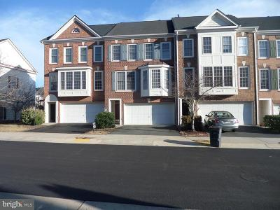 Townhouse Active Under Contract: 24652 Nettle Mill Square