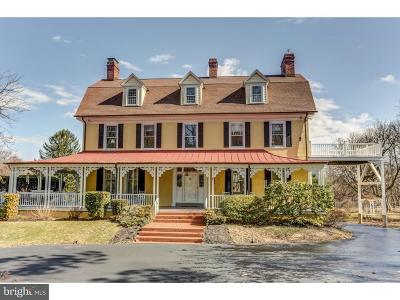 Single Family Home For Sale: 429 Old Eagle School Road