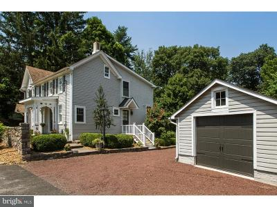 Single Family Home For Sale: 5943 Carversville Road