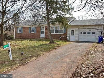 Frederick County Single Family Home For Sale: 6713 Willis Lane